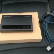 Interfaz audio alta gama Roland Mobile UA nueva
