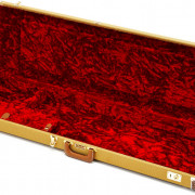 Estuche bajo Precision Fender C&G Dlx P-Bass Case Tweed