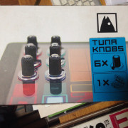 Tuna knobs iPad iPhone