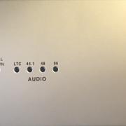 AVID V10 interface de video