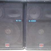 Altavoces Musicson BL 15-3