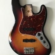 Fender Jazz Bass Road Worn - Cuerpo Original Completo
