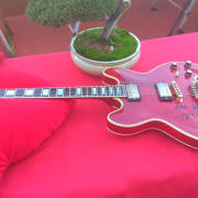 CAMBIO GIBSON LUCILLE BB KING 1981