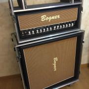 Bogner Ecstasy Head + Bogner 4x12 Straight cab V30 + (cases)