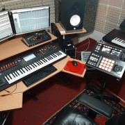 Estudio de grabación profesional en Pizarra (Málaga).