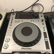 PIONEER CDJ 850 + PIONEER DJM 700