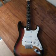 Fender 50th aniversary american stratocaster