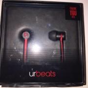 Auriculares beats EarPods