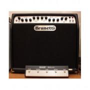 Bruneti mc2 combo y cabezal blackheart little giant más pantalla blackstar