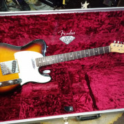 Fender telecaster 60th diamond edition