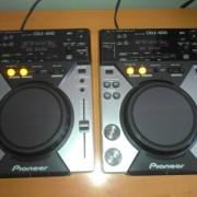 Pioneer cdj400 (pareja)