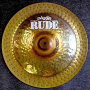 PAISTE RUDE CHINA 18