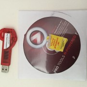 Pro-Tools M-Powered 7 (CD + Dongle)