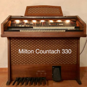 Organo Milton Countach 330