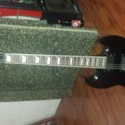 ESP/LTD - Viper 400 BK