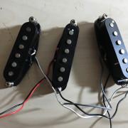 Pastillas single coil stratocaster