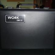 Micrófono dinámico Work DM 75 como nuevo