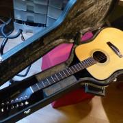 Guitarra acústica ibanez ,japan