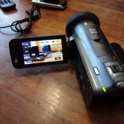 Videocámara Canon Legria M406