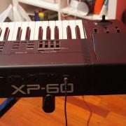 Roland xp60 por yamaha P90