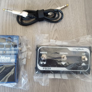 DIGITECH JAMMAN SOLO + FOOTSWITCH + CABLE ESTEREO