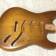 Cuerpo MJT Stratocaster Honey Sunburst