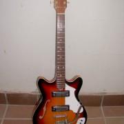 Guitarra de jazz Cameo made in Japan