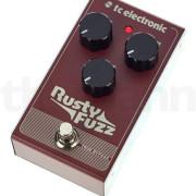 Vendo o cambio rusty fuzz