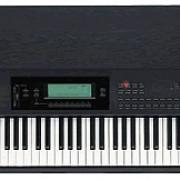 Piano sintetizador korg t1