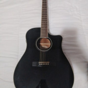 Fender CD140SCE BLK acústica