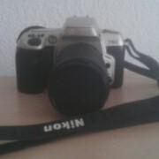 Camara reflex analogica o de carrete Nikon F60