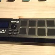Akai mpx8 sampler - RESERVADO -