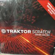 CD timecode Traktor Scratch Pro 2