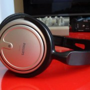 Auriculares Philips.