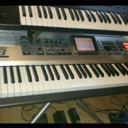 Roland Fantom X8 perfecto y ampliado!!