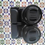 Sony NEX 3N y objetivo Sony 16-50mm