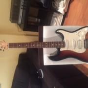 Fender Stratocaster AM HSS del año 2003