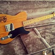 Telecaster Esquire Mojo Guitars Tribute Gibbons III
