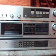 Cambio equipo Hi-Fi Toshiba años 80