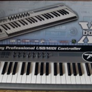 E-MU XBoard 49 - Teclado controlador MIDI