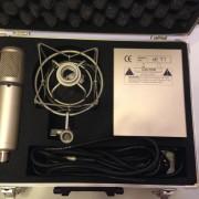 microfono a valvulas SE Electronics SE2200T + extras + ENVIO