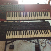 Nord Lead 2X y JP-8000