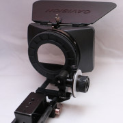 Follow focus y Mattebox CAVISION