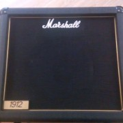(O cambio) Marshall 1912 con Celestion g12t inglés a 16ohm