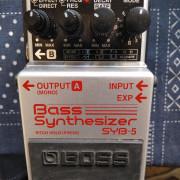 Boss SYB-5  Boss synthesizer