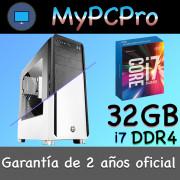 Mac Pro Hackintosh i7 32 GB RAM DDR4 500 GB SSD CustoMac /Windows