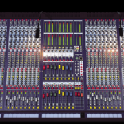 Midas legend 3000, placa input conector