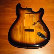 Cuerpo Stratocaster Sunburst