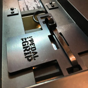 PedalGrip - Alternativa al velcro en Pedaleras