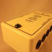 Fuente de alimentación para pedales 10 Salidas (9V 12V 18V)